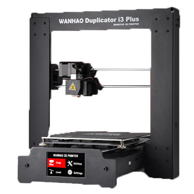 FDM принтер Wanhao i3 Plus Mark II